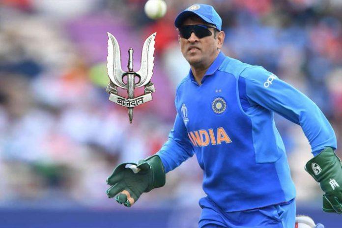 cricketworldcup2019:indiaseeksiccapprovalfordhonisarmyinsigniaglovesworldbodydeliberates