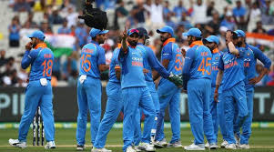 Australia set 231 run victory target for India in 3rd ODI at Melbourne