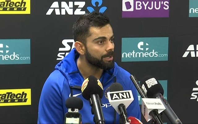 We will follow what govt and BCCI decide: Virat Kohli on India-Pakistan World Cup 2019 clash