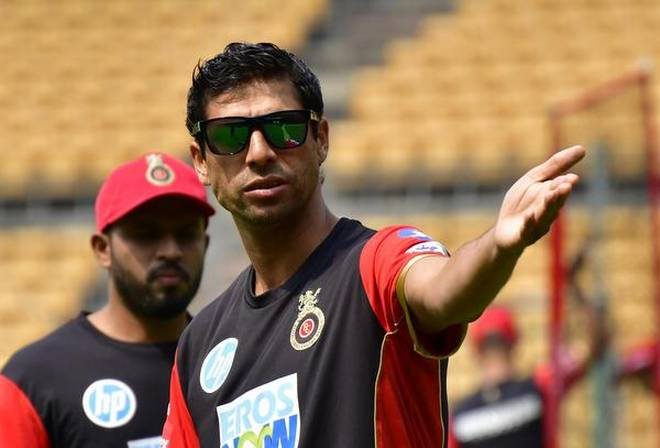 Ashish Nehra appointed RCB Coach for new season
