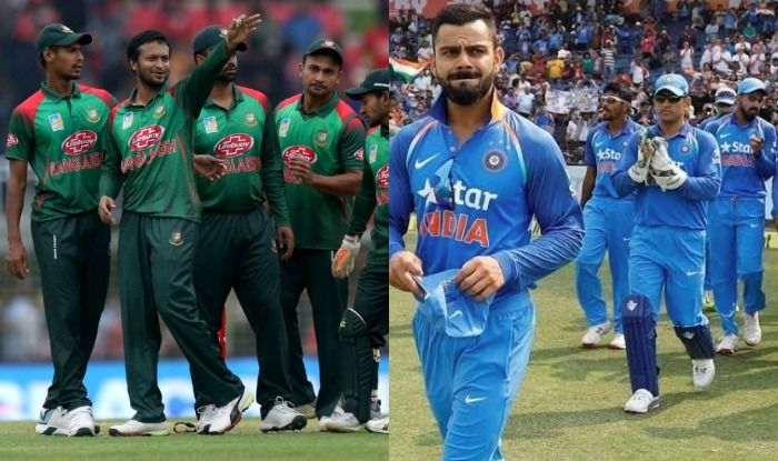 India to take on Bangladesh in final warm-up game of ICC World Cup