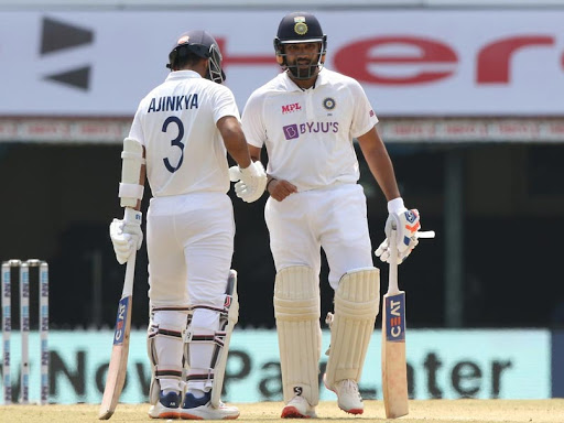 India to resume their innings at overnight score of 99 for 3 against England