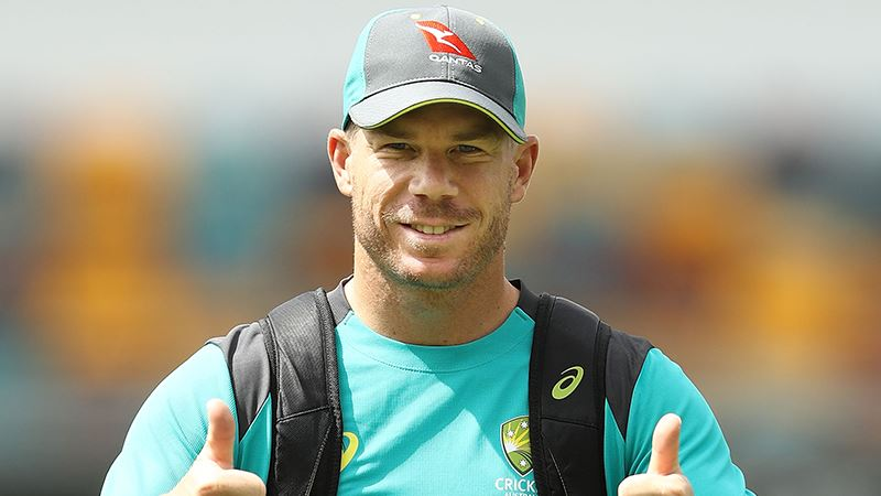 David Warner returns to action in Australia, eyes national recall
