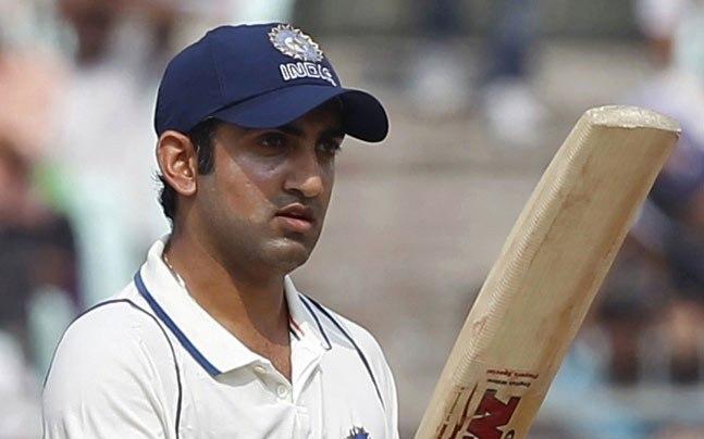 Gambhir steps down as Delhi Ranji captain