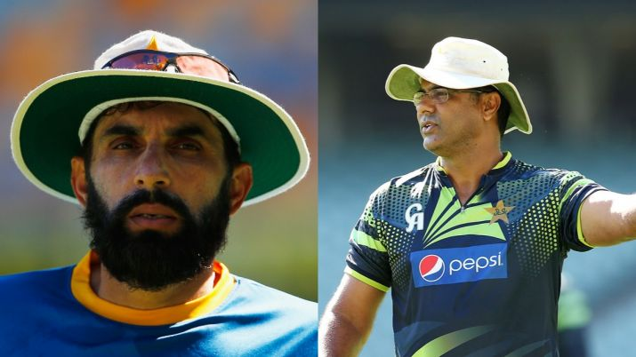 Misbah named Pakistan head coach and chief selector, Waqar Younis new bowling coach