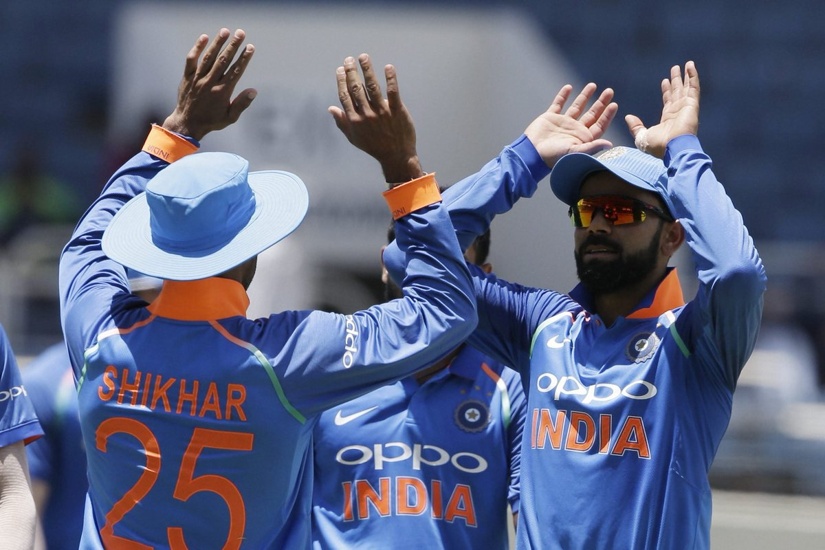 India wraps up ODI series against West Indies by 3-1 margin