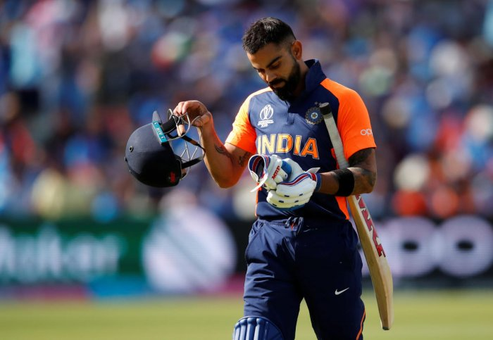 We were not clinical with bat, England bowled superbly: Kohli