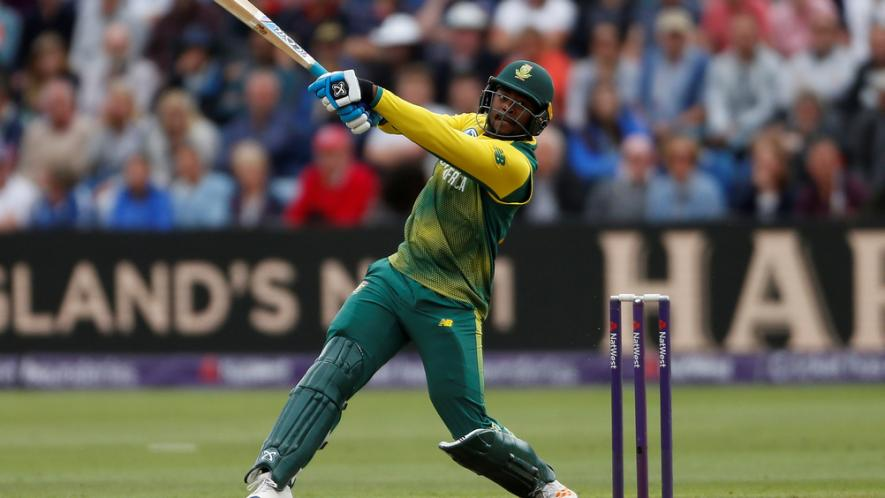South Africa beat Pakistan by 5 wickets in 2nd ODI  in Durban