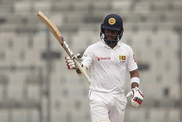 Bangladesh vs Sri Lanka 2nd Test, Dhaka, Day 1: SL at 207/9