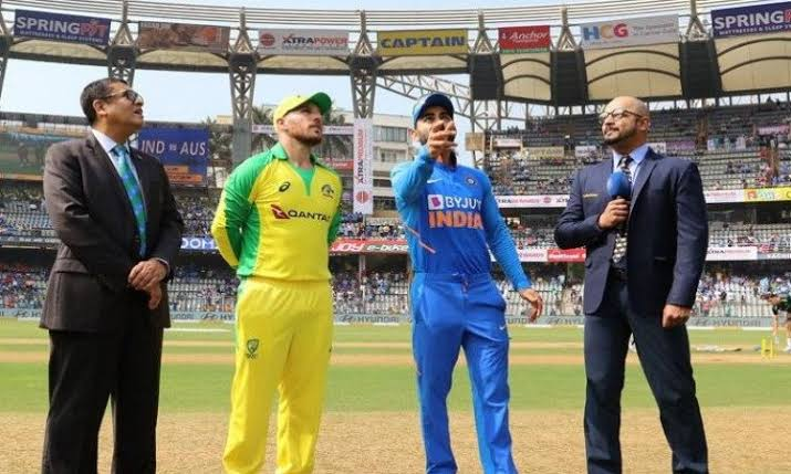 Australia win toss and elect to field against India in the 2nd ODI at Rajkot