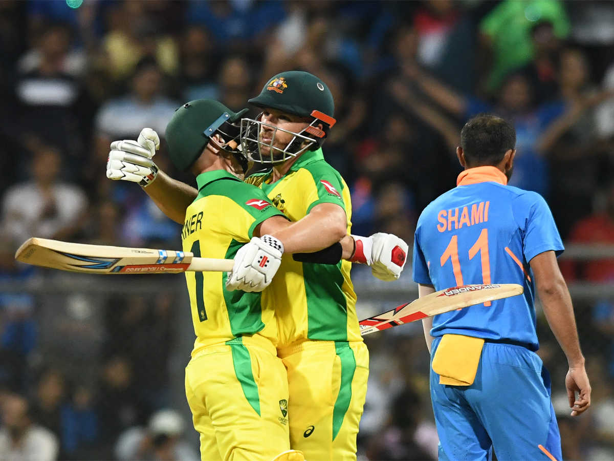 Australia thrash India by 10 wickets