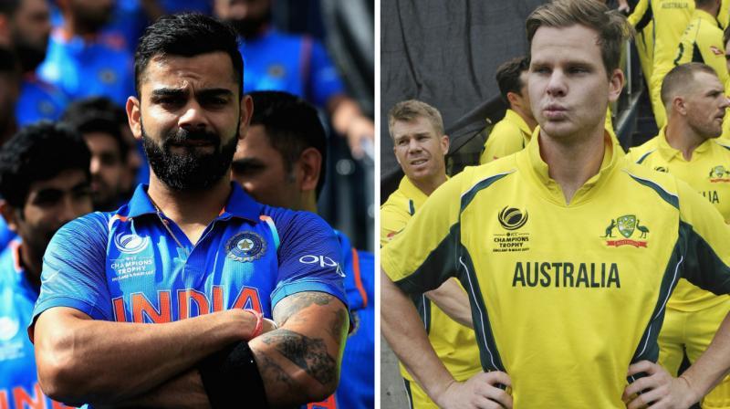 India elect to bat against Australia in 2nd ODI