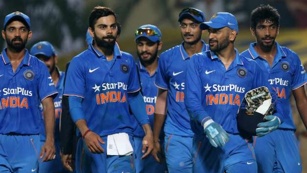 Indian team announced for Champions Trophy
