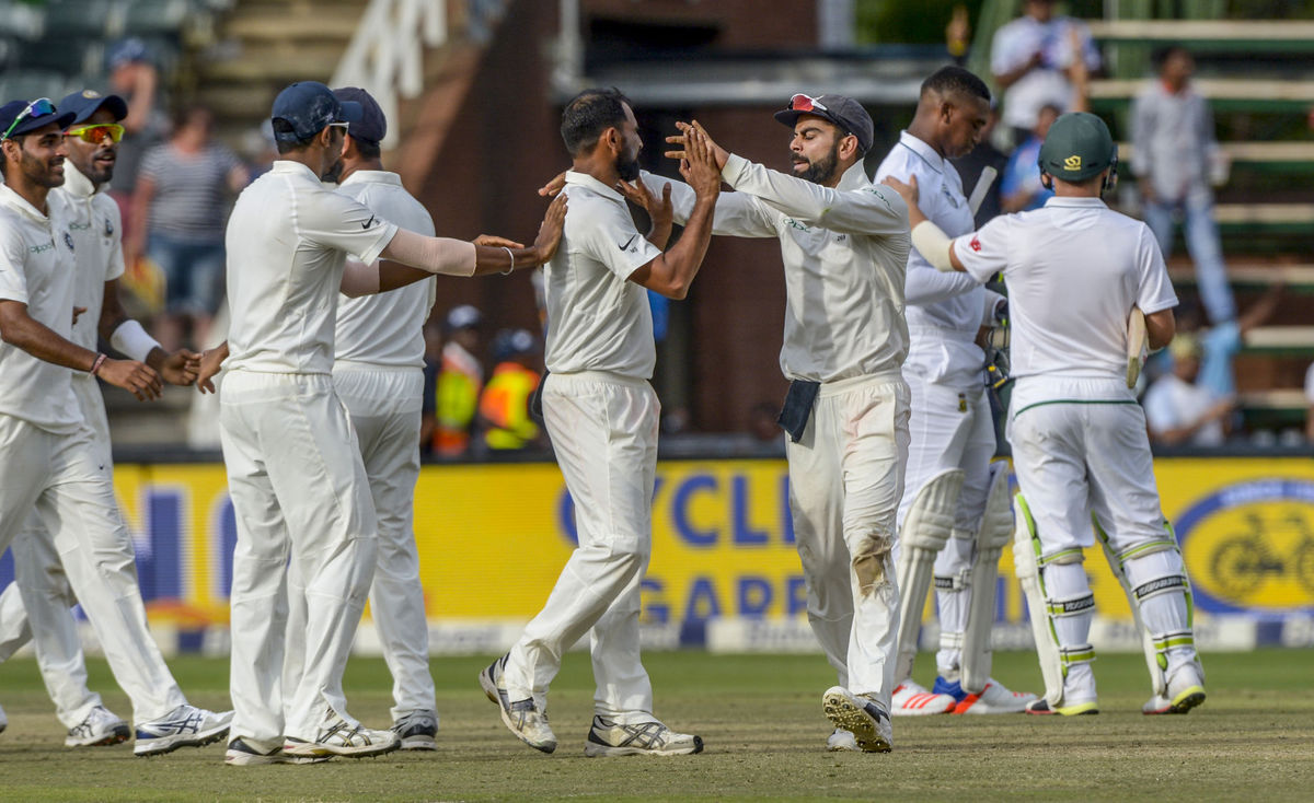 India beats South Africa by 63 runs for pride-saving win in 3rd test