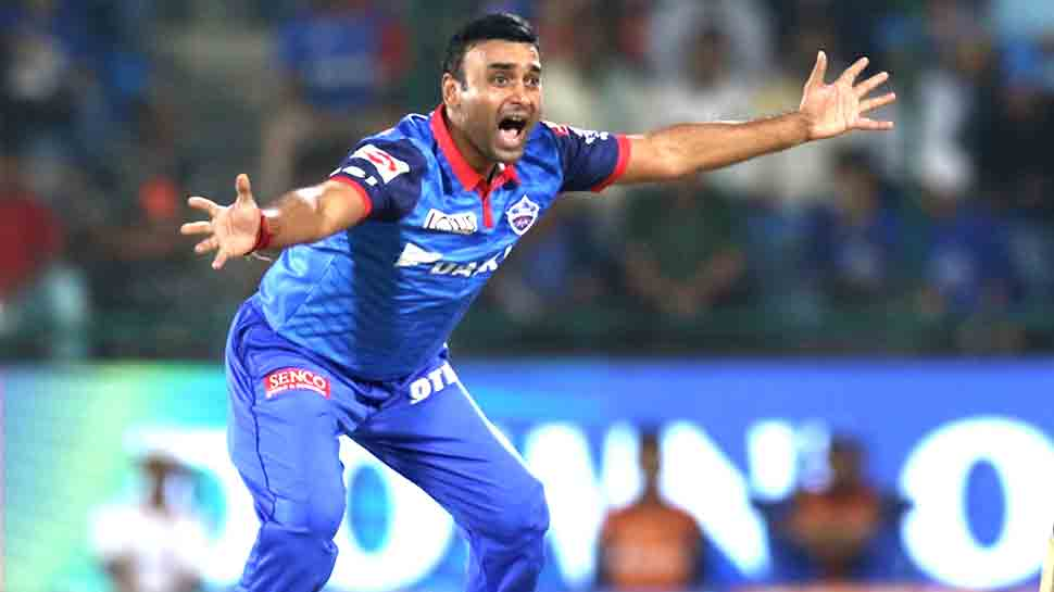 DC vs MI: Amit Mishra dismissed Rohit Sharma for the 7th time in IPL
