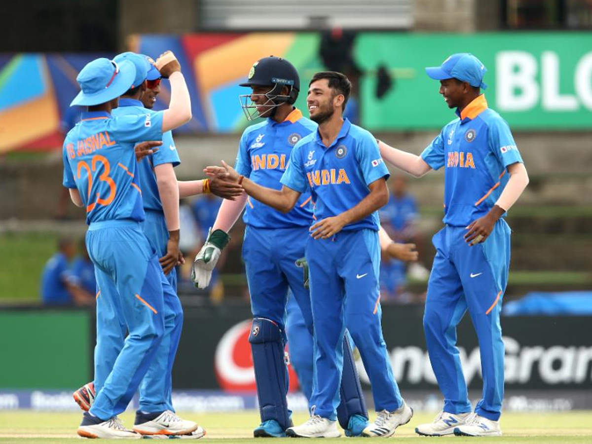 India beat Japan in ICC Under-19 World Cup at Bloemfontein