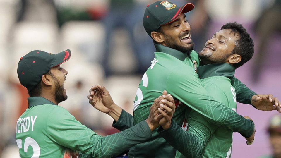 Bangladesh beat Afghanistan by 62 runs in ICC Cricket World Cup