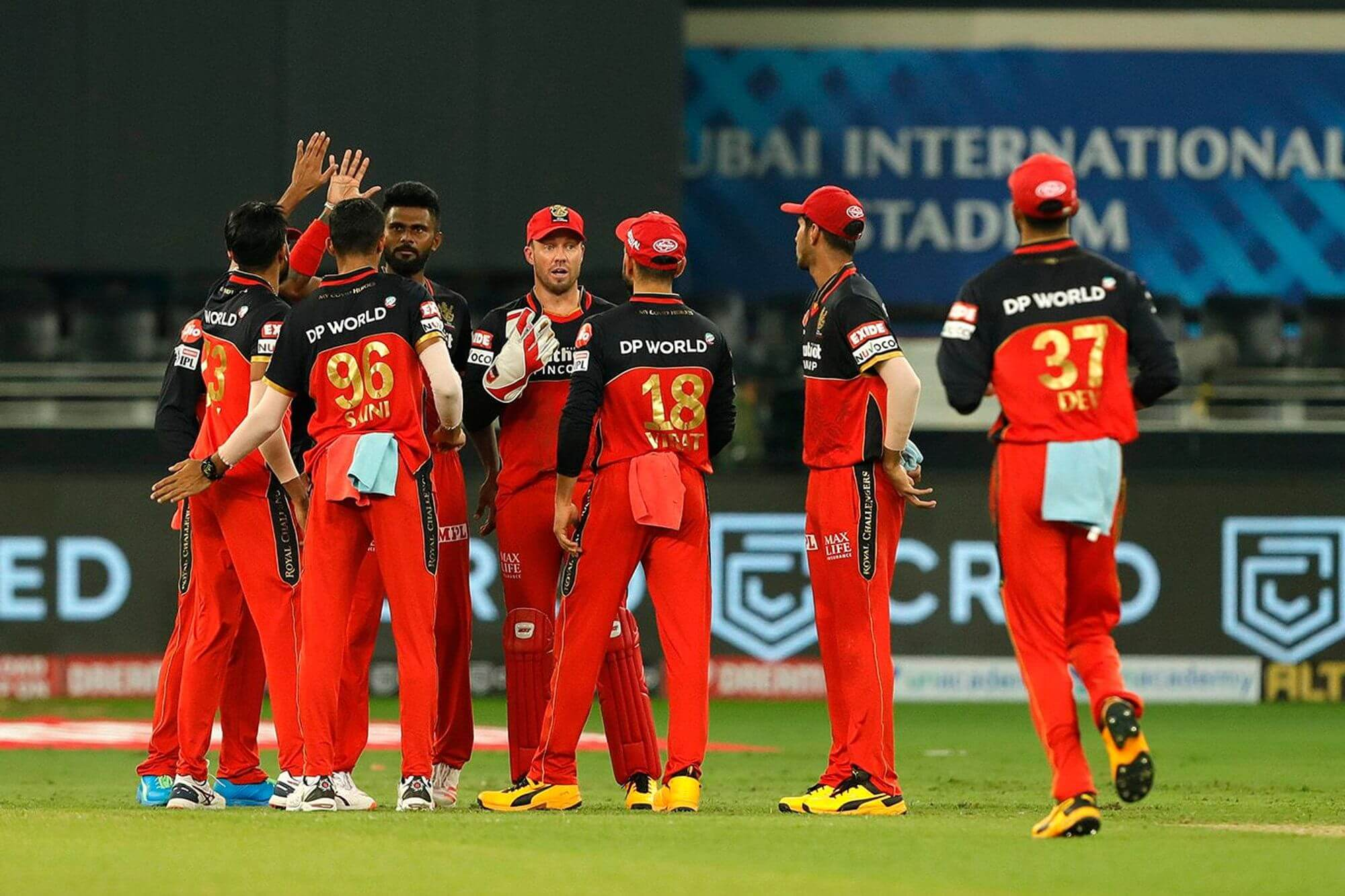 IPL 2021: Royal Challengers Bangalore shines after sealing a 6-run win against Sunrisers Hyderabad