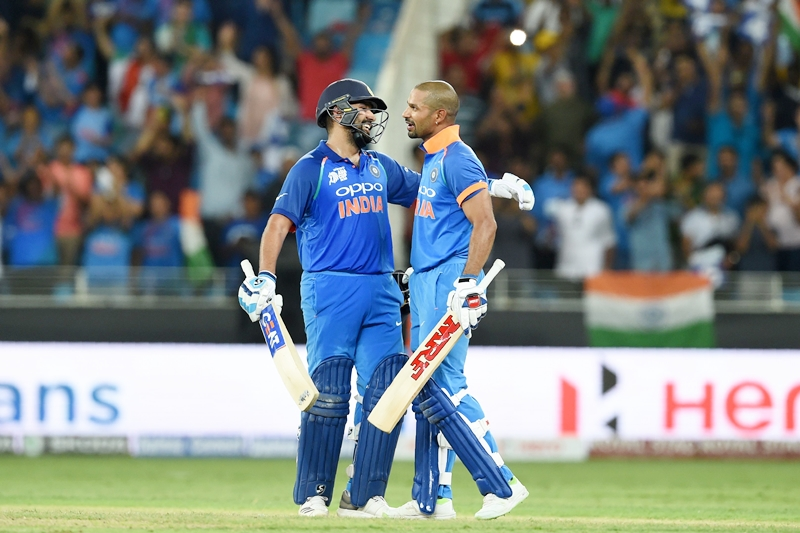 Asia Cup 2018: India thrash Pakistan by 9 wickets in Super Four at Dubai