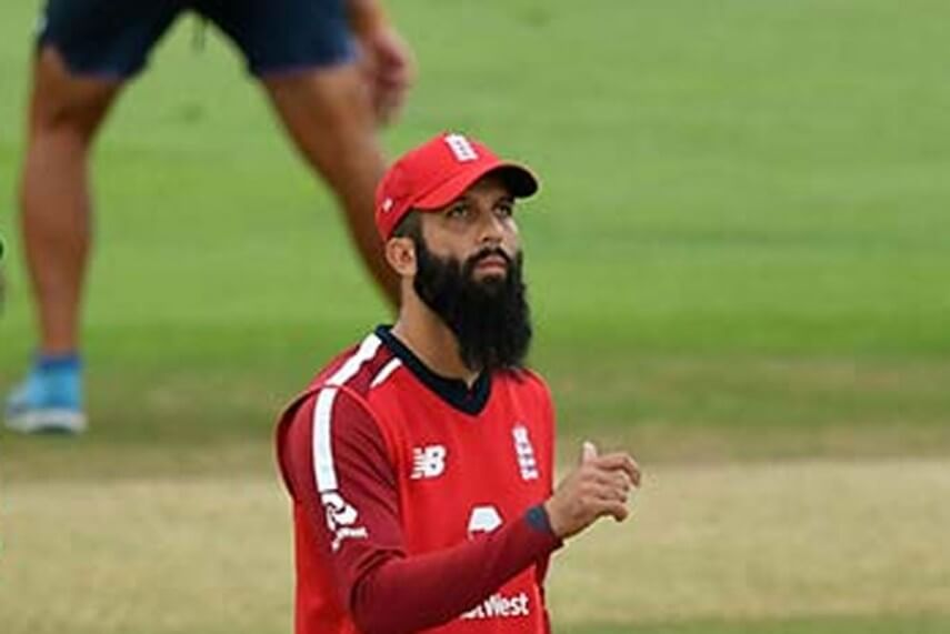 Moeen Ali back in England bubble after clearing COVID test