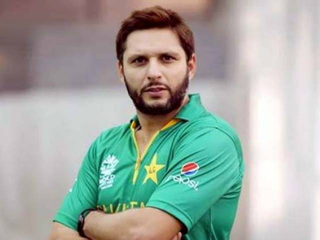 Afridi announces international retirement