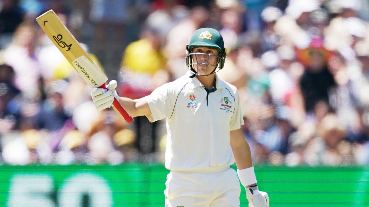 India vs Australia: Marnus Labuschagne hits 5th Test century