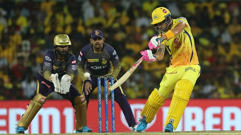 IPL 2019: CSK beat KKR by 7 wickets