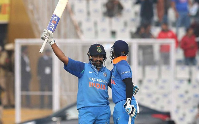 India vs Sri Lanka 2nd ODI : India wins by 141 runs to level the series 1-1
