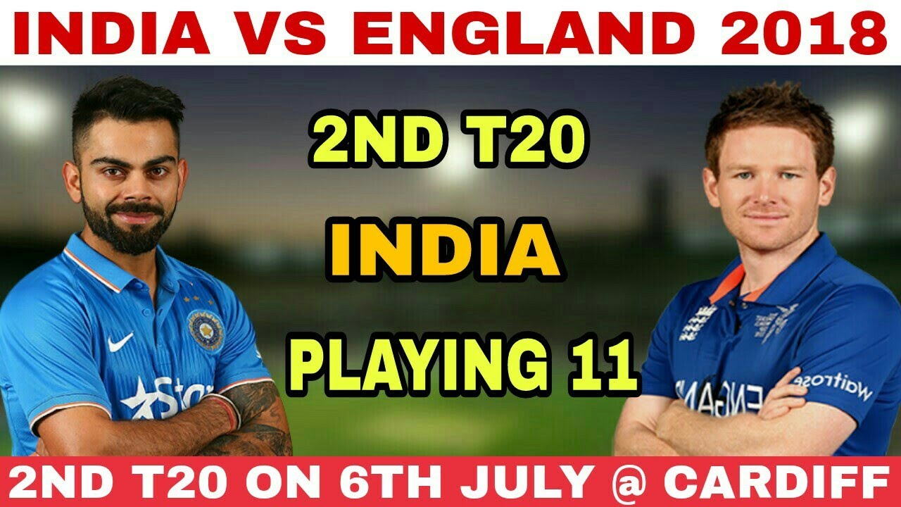 India to play against England in 2nd T20 match in Cardiff today
