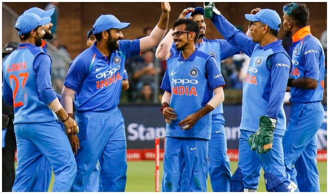 India beat South Africa by 8 wickets; clinches series by 5-1