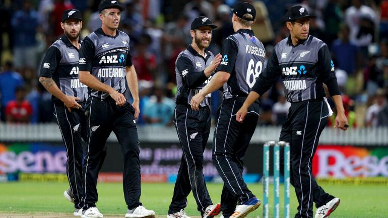 New Zealand clinch three match ODI series against India