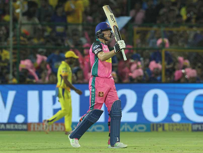Rajasthan Royals beat Chennai Super Kings by 4 wickets in Jaipur
