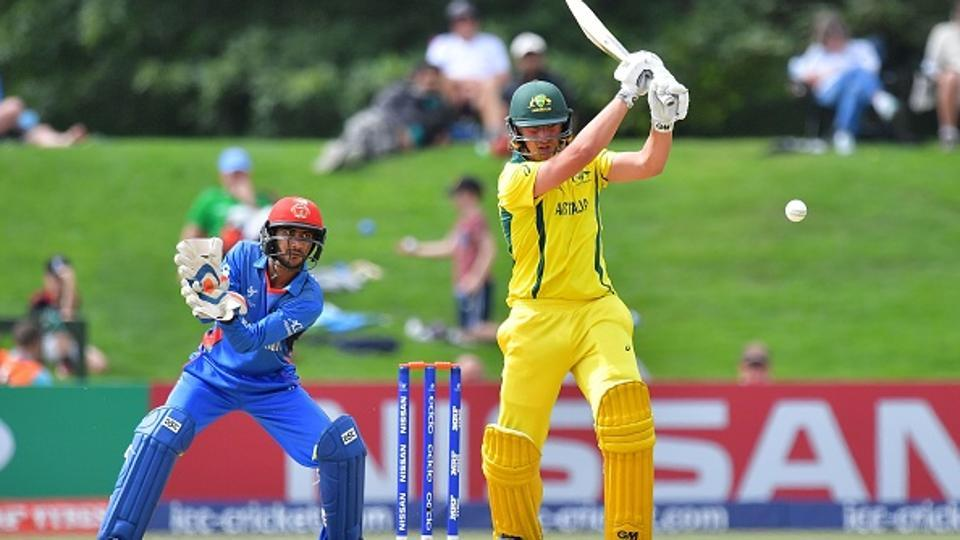 ICC U-19 World Cup: Australia beat Afghanistan by 6 wickets in the first semi-final