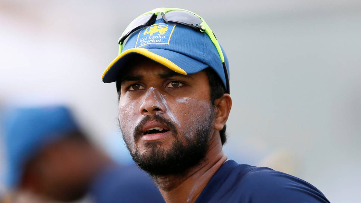 Sri Lankan batsman Dinesh Chandimal ruled out of Asia Cup due to injury