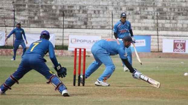 blindcricketworldcup:indiabeatsrilankaby6wickets