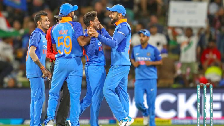 India defeat New Zealand by 90 runs in second ODI