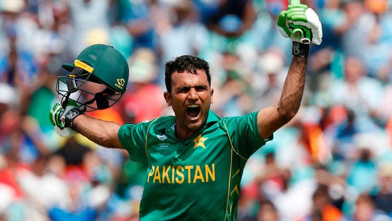 ICC Champions Trophy Final, Ind v Pak : Zaman century, Hafeez cameo takes Pakistan to 338