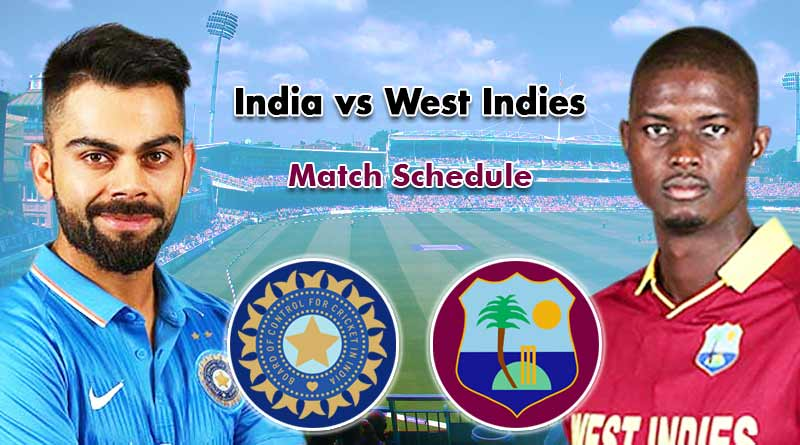 Kohli wins toss, India to bat first against West Indies