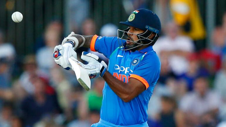 India win first ODI against New Zealand at Napier