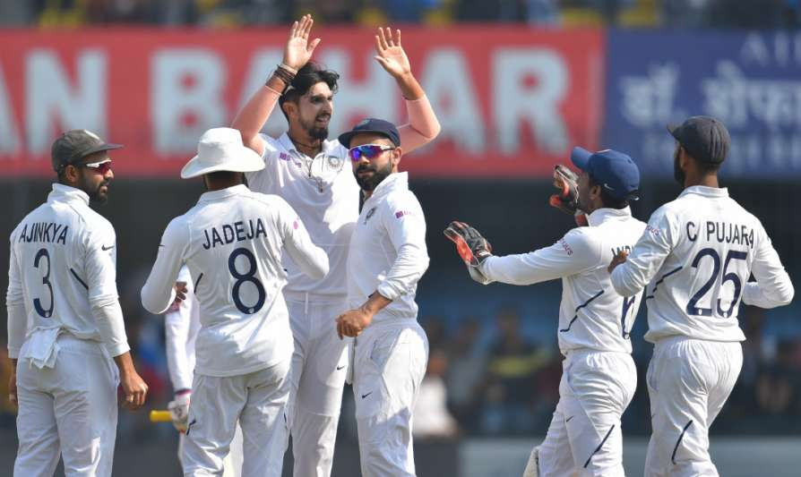 Indore Test: India thrash Bangladesh by innings & 130 runs