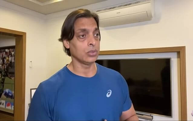 Shoaib Akhtar slams Pakistan's performance after Manchester Test defeat vs England