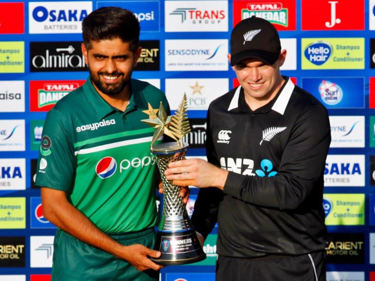New Zealand call off Pakistan tour over security reasons