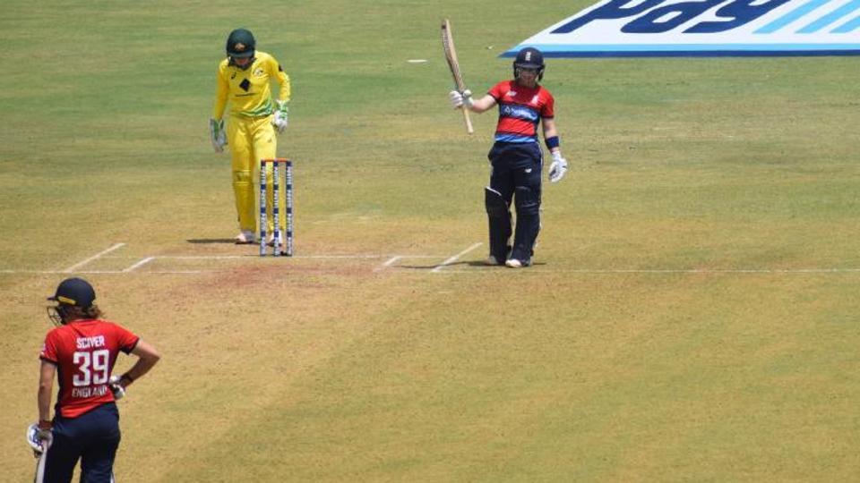 England women beat Australia by 8 wickets in Tri-Series