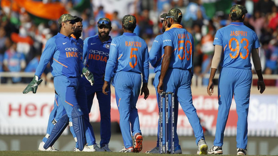 Pakistan asks ICC to take action against Team India for wearing army caps in 3rd ODI vs Australia