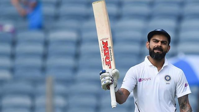 Virat Kohli surpasses Tendulkar, Sehwag for record double hundreds