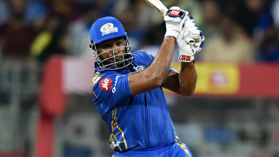 Mumbai Indians defeat Kings XI Punjab by three wickets in IPL match
