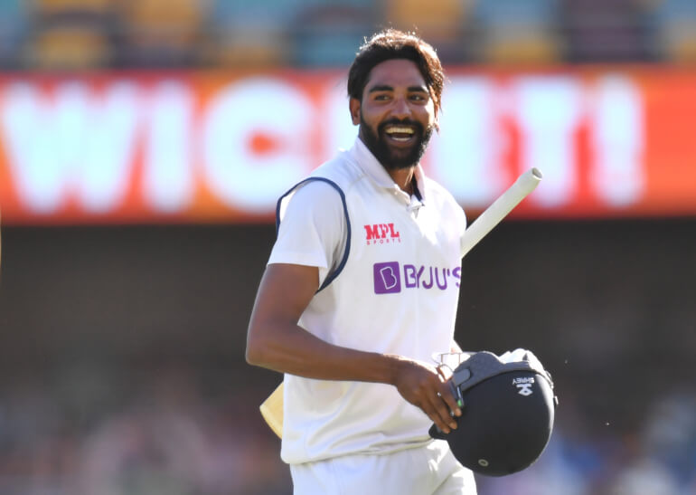 After returning from Australia tour, Mohammed Siraj gifts himself a BMW car
