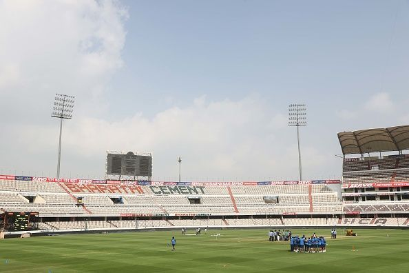 India to clash with Australia in the 1st ODI in Hyderabad today