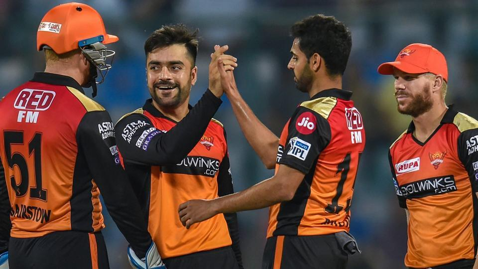 Sunrisers Hyderabad beat Delhi Capitals by five wickets in IPL match