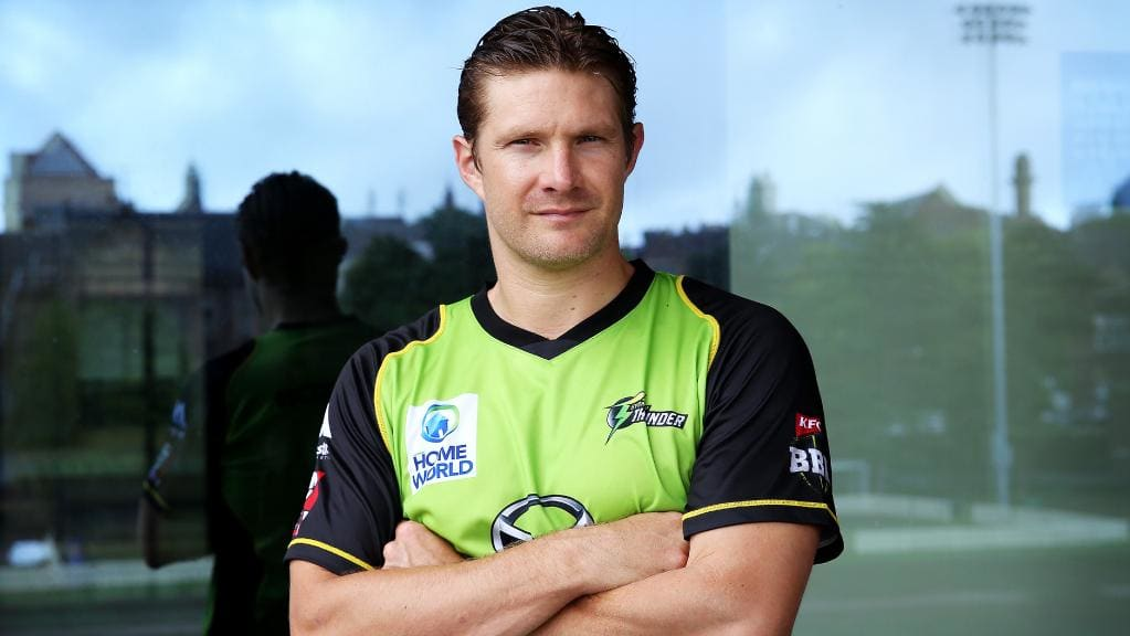 Watson appointed president of Australian Cricketer